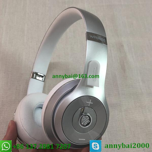 Beats solo3 wireless by dr.dre bluetooth wireless beats with high quality  4