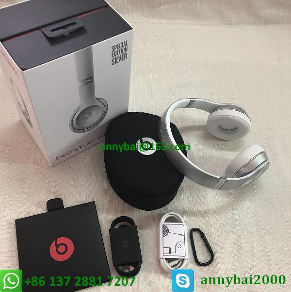 Beats solo3 wireless by dr.dre bluetooth wireless beats with high quality  16