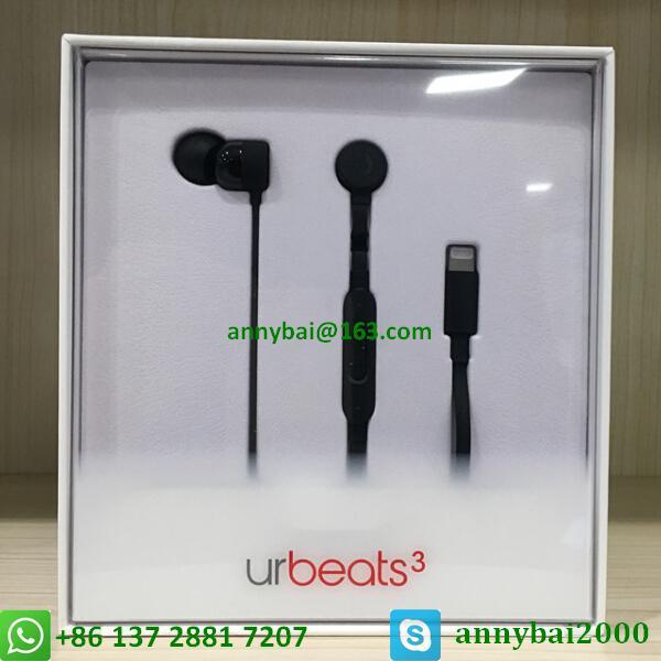 Good sellings beats earphones wholesale dre beats urbeats3 earbud  10