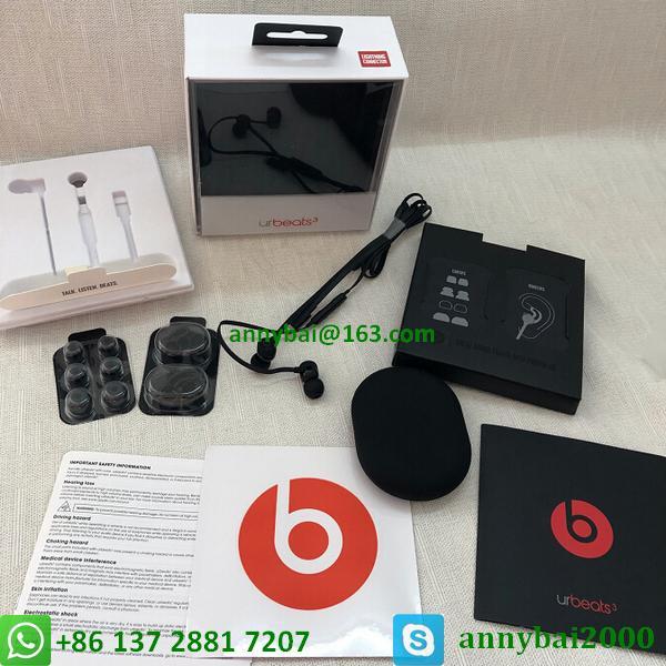 Good sellings beats earphones wholesale dre beats urbeats3 earbud  1