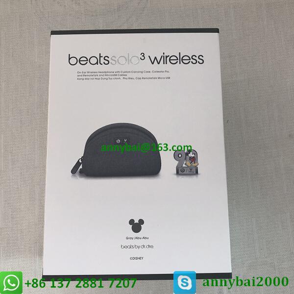 wireless bluetooth solo3