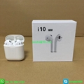 Factory OEM earbuds Airpods version i10