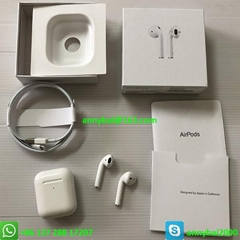 Wholesale apple airbud with H1 best quality airpods2 wireless