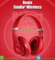 Beats by Dr. Dre Studio3  Wireless Headphones Noise Canceling - Red studio 3