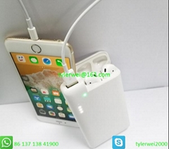 Factory wholesale wireless charger for Apple Airpods wireless charger