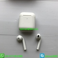 Wholesale apple airbud with apple H1chip best quality airpods2 wireless