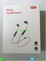Good quality factory oem noise cancel sleep headphones bluetooth wireless earbud