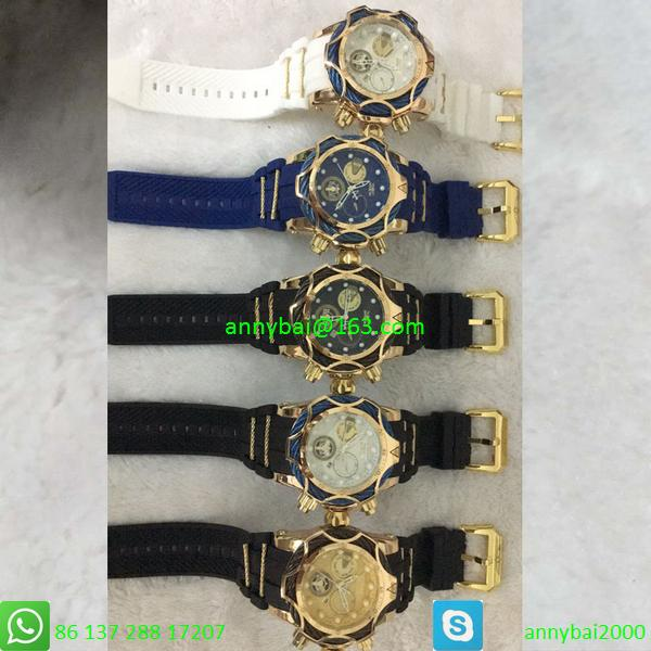 New coming hot selling good quality Invicta watch from factory quartz watch