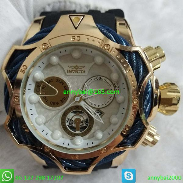 New coming hot selling good quality Invicta watch from factory quartz watch  10