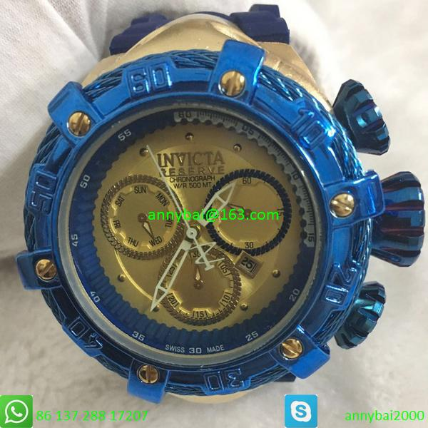 New coming hot selling good quality Invicta watch from factory quartz watch  11