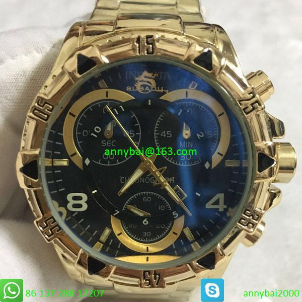 New coming hot selling good quality Invicta watch from factory quartz watch  13