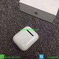 Cheap airpods2 with normal quality for wholesale with wireless charging case
