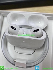 New earbud hot sellings airpods pro