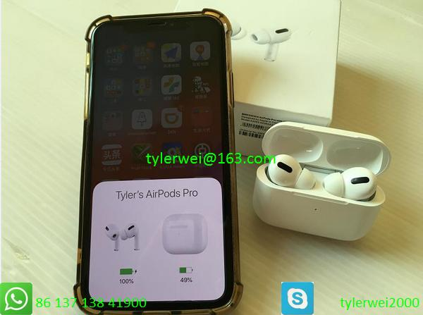 airpods pro wireless earphone