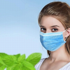 Disposable Medical Face Mask 3plys from CE factory