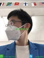 KN95 masks 100% qualified technology from CE factory by government authorized  2