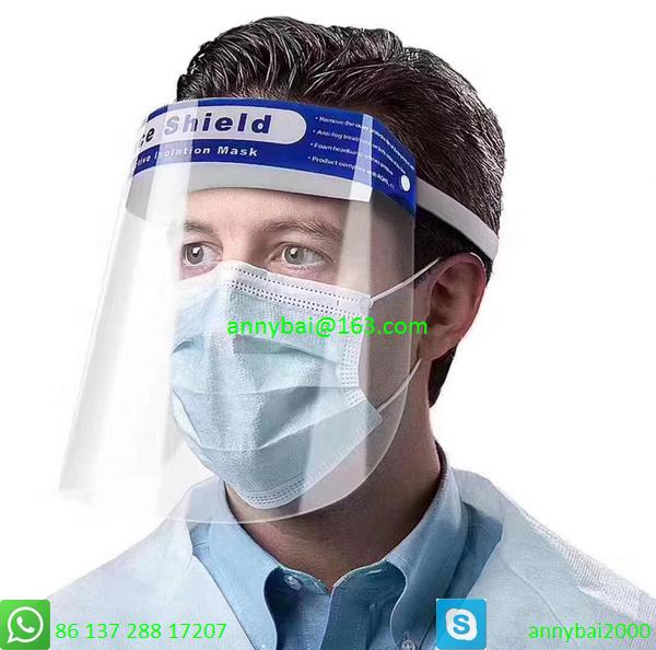 Face shield from qualified factory  1
