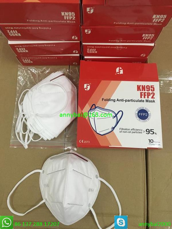 100% high quality KN95 masks with CE  9