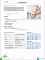 Disposable VINYL Examination Gloves against Coronavirus with CE  14