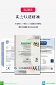 Disposable VINYL Examination Gloves against Coronavirus with CE  15