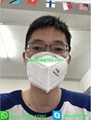 KN95 face masks 100% qualified from CE factory Against Virus