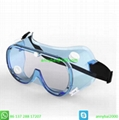 PROTECTIVE GOGGLE against Coronavirus with CE FDA SGS made of food PVC  2