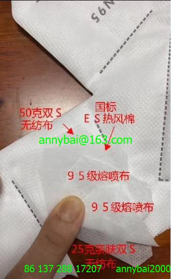 JIUYEFANG KN95 face mask non-medical 100% qualified with authorized documents 8