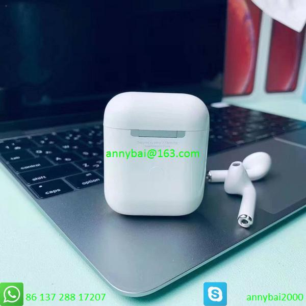 Air pod earbud with active noise cancellation