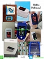 Bulk FINGERTIP PULSE OXIMETER from factory different price different quality