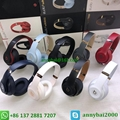 Fashional Noise cancelling headphones bluetooth wireless studioing beatsing