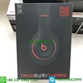 Bluetooth wireless headphones beatsing studioing by dre headphones Ten Years