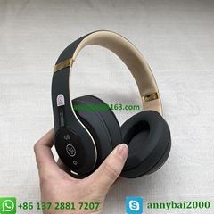 Christmas sell beatsstudio3 wireless by dre bluetooth wireless headphone
