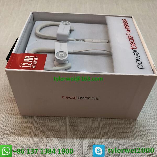 High quality beatsing powerbeatsing3 wireless by dre earphones 3
