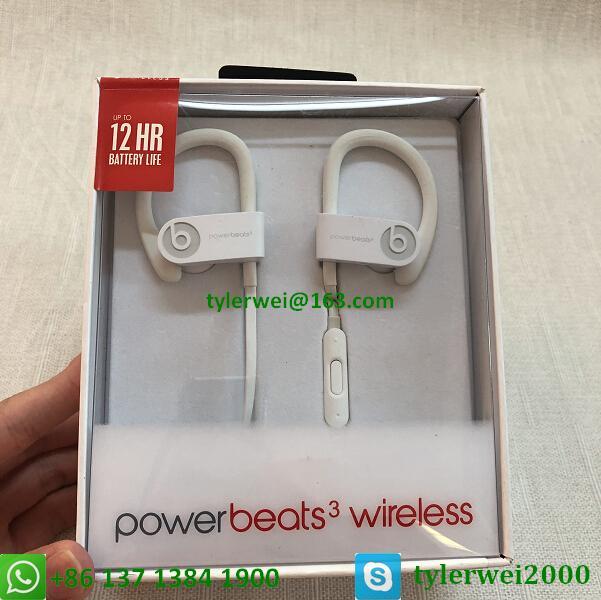 High quality beatsing powerbeatsing3 wireless by dre earphones 5