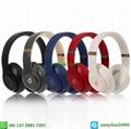 Best selling Popular headphones beatsing studioing3 wireless with noise cancel