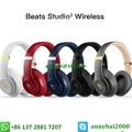 2020 Christmas Popular headphones beatsing studioing3 wireless with noise cancel