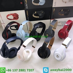 High quality beatsing studio3ing by dr.dre bluetooth headphones  (Hot Product - 1*)