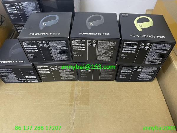 Best selling Powerbeats Pro bluetooth wireless earphone with top quality 3