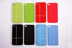 protective smart cover case for iphone 4/4s
