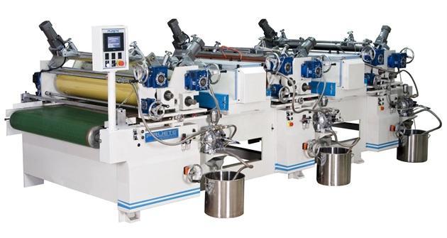 伺服式三色印刷機 1