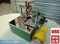 相框氣動臺式KSF-10A調模型釘角機廠家直銷 2
