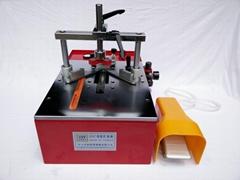 廣東KSF-10C出口裝氣動相框專用釘角機