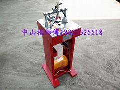 供應北京上海山東河南相框畫框KSF-P2型氣動訂角機