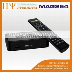 iptv MAG 254 IPTV SET-TOP BOX mag254 IPTV Set Top Box MAG254 MAG50 Dreamlink t6