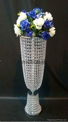 Wedding Decoration Centerpieces with Crystal Beaded Party Even Decoration