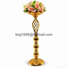 CM-1084 Wedding Centerpiece Metal Flower Stand (Size: 60*20cm)