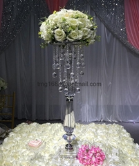 CM-312-72 Wedding Centerpiece Acrylic Flower Stand (Size:72*20cm)