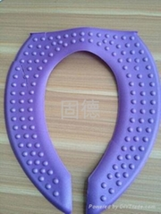 thermoforming toilet ixpe foam insulation pad