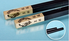 國內高檔酒店黑檀筷子
