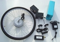 E Bike kit for Farmers and small produce merchants